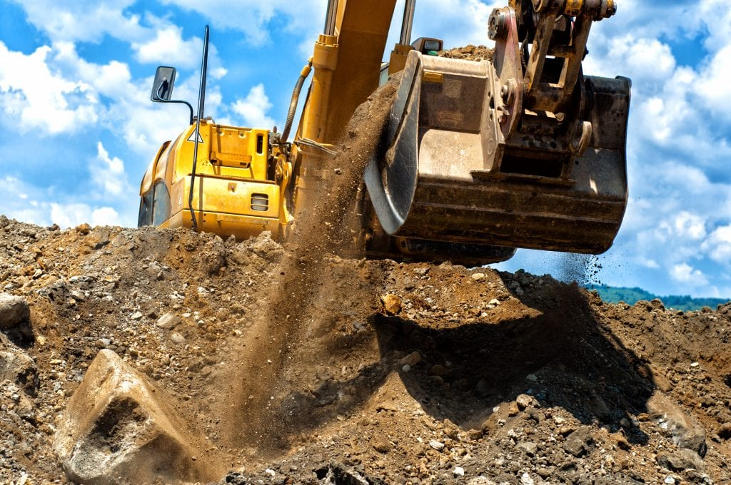 Kosten grondverzet per m3 afgraven