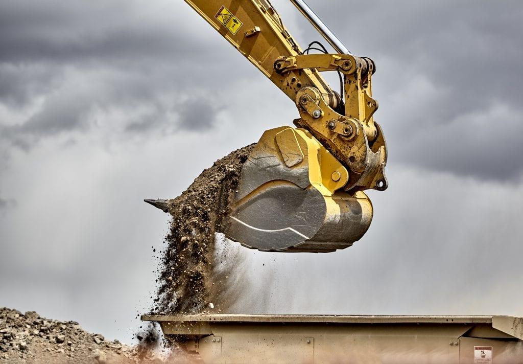 Grond afgraven en afvoeren prijs