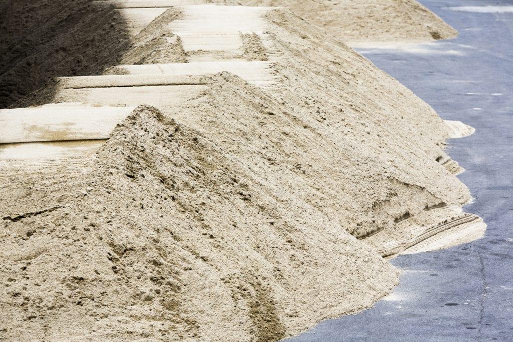 Prijs kuub zand per m3
