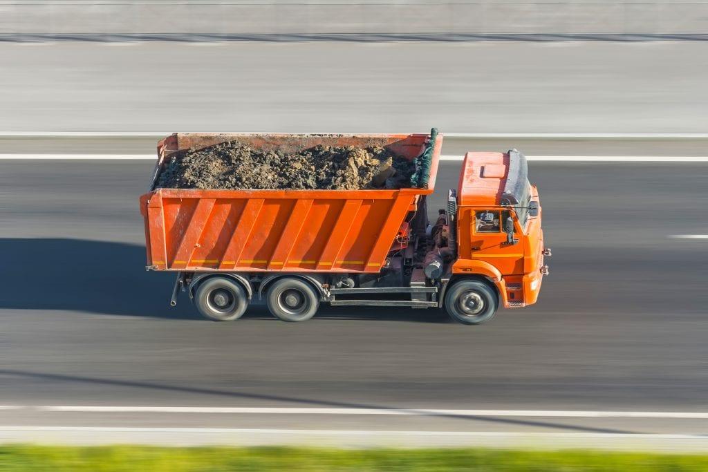 grond afhalen vervoeren afvoeren laten bezorgen grondverzet prijs per m3 grondtransport vervuilde
