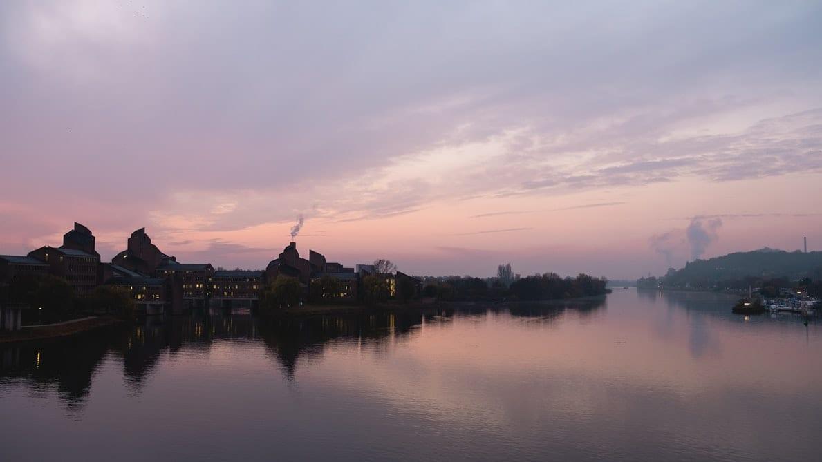 Grondverzet in Maastricht