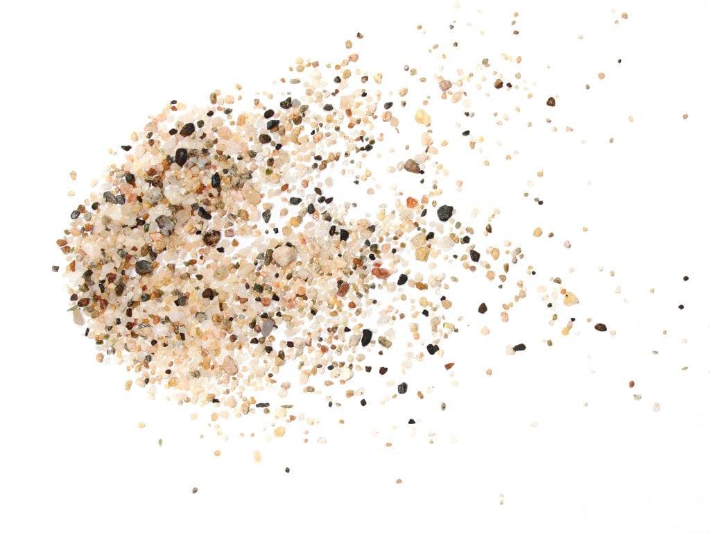 Korrelgrootte M3C zand