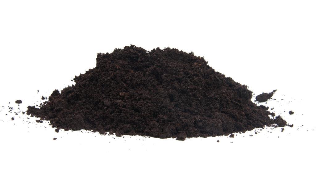 Zwarte grond, teelaarde, tuinaarde